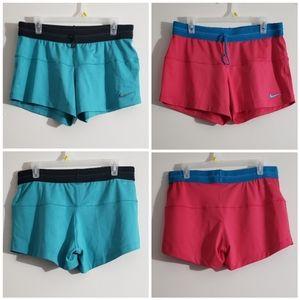 Bundle - 2 Nike Dry-Fit Shorts